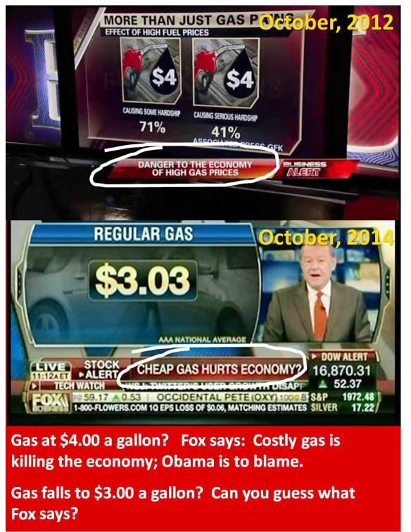 "I guess this what Fox means by ""fair and balanced""?"