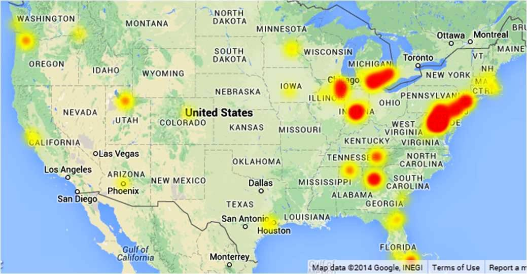 4g Internet: Comcast Internet Outage