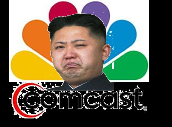 Kim Jong Comcast