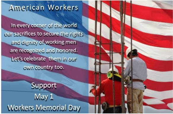 Workers Memorial Day Image