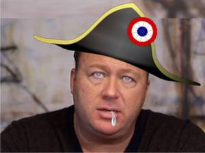 Leader of the Conservative Revolution, Radio Host Alex Jones