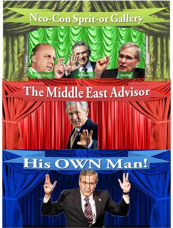 Bush Puppet Theater